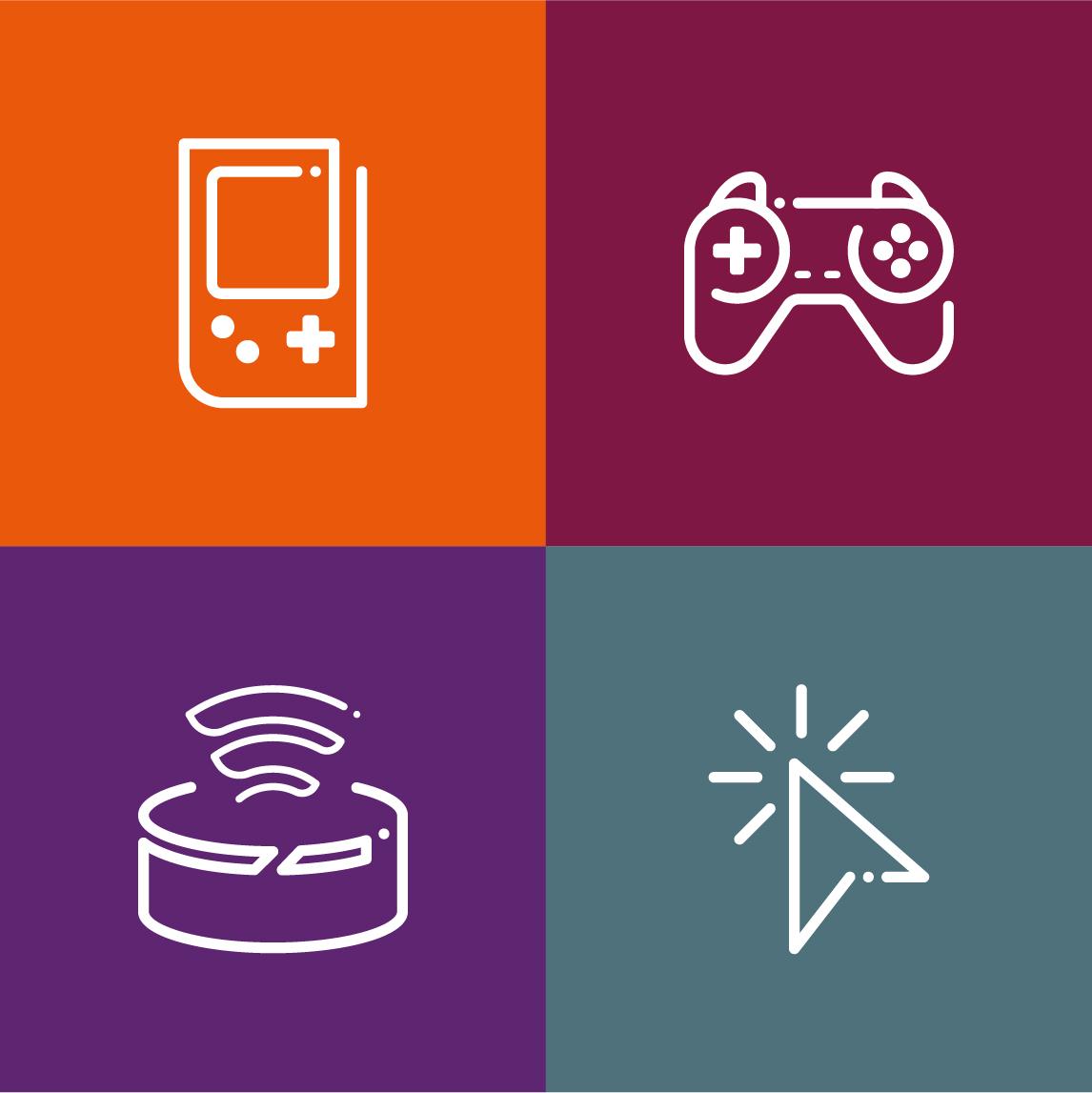 Infographic symbols